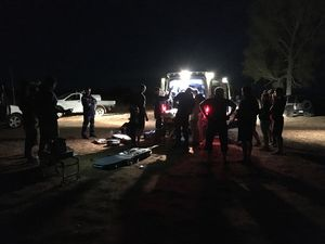 Third accident in two years at rural skydiving site