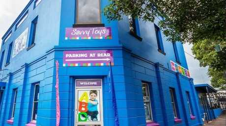 For lease in Toowoomba: 292 Ruthven St, Savvy Toys, $36,000.