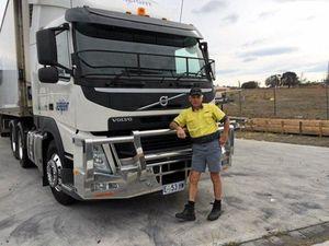 Tassie Truckin: Jace's father Les retires
