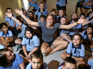 Ipswich achiever Leah was once like these kids