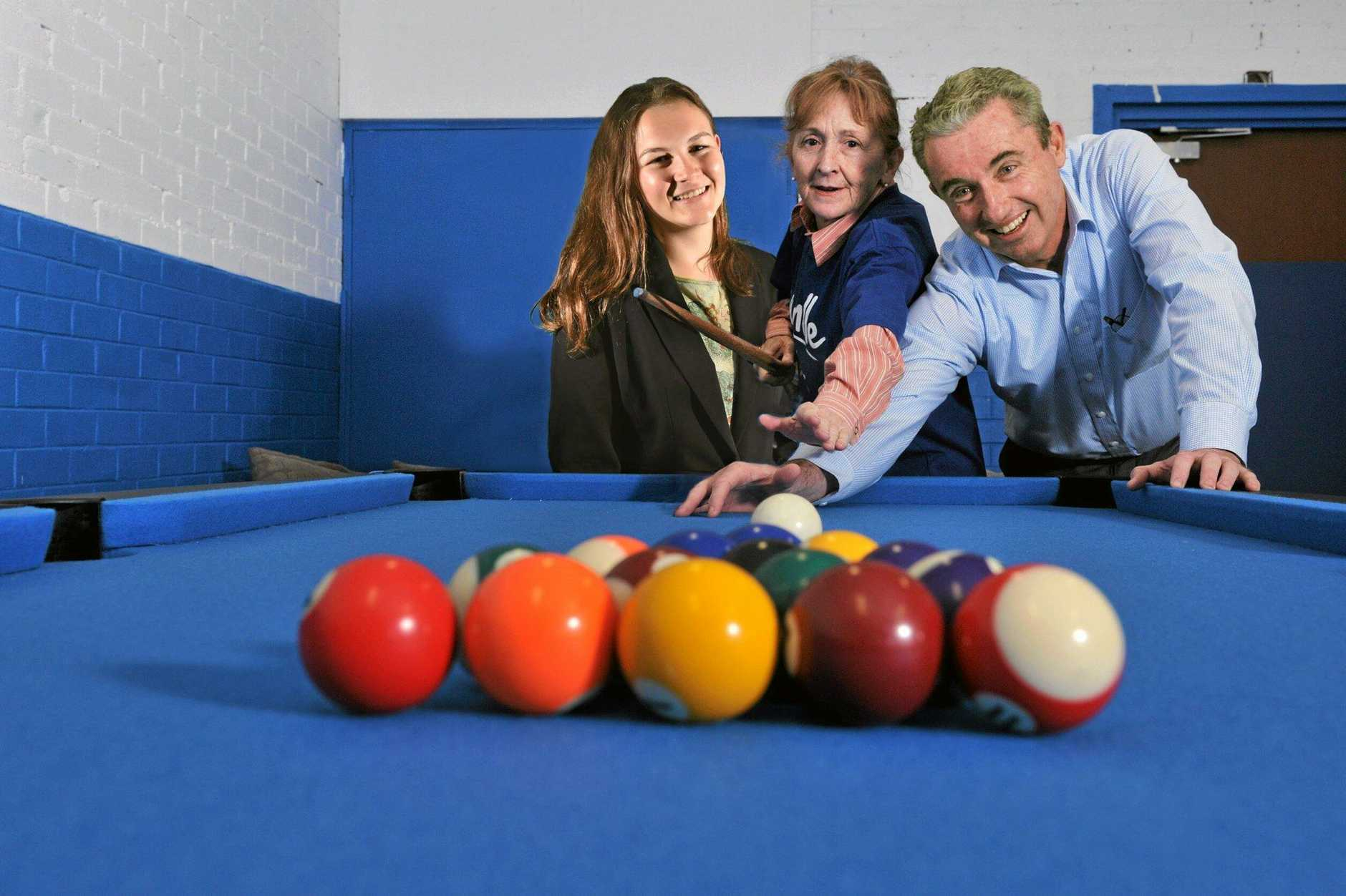 GAME ON: Greens candidate for Page, Kudra Falla-Ricketts, Labor candidate, Janelle Saffin and current Page MP Kevin Hogan are gearing up for the upcoming Federal election.