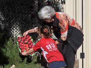 Beck St Kindy keeping ANZAC spirit alive