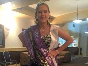 Erin shines at Miss Diamond Australia pageant