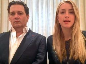 Amber Heard divorcing Johnny Depp, days after his mum died