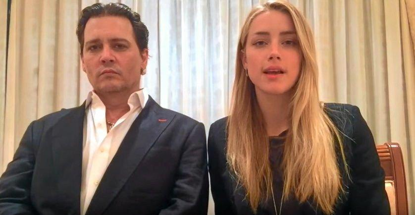 Johnny Depp and Amber Heard apologise for not declaring their dogs Pistol and Boo during a stay on the Gold Coast last year.