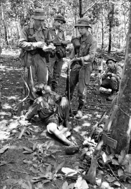 50 YEARS: The Battle of Long Tan took place 50 years ago.