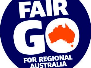 It's time for our regions to get the Fair Go they deserve