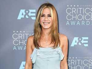 Jennifer Aniston shares how she perceives beauty