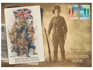 Australia Post will honour an unsung Aussie war hero