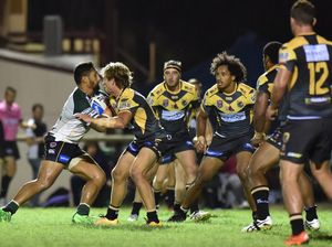 Debutants star for Jets in 14-point win over Falcons