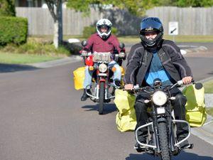 Postiebike Ride - Alex Picken.