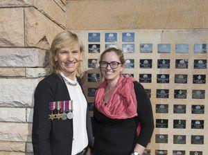 Wall of Memory honours diggers