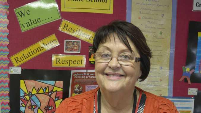 Harlaxton State School principal Maxine Lester