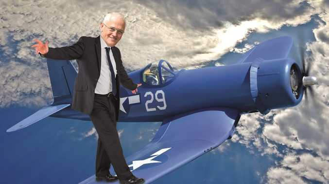 STRANGE POLITICS: Malcolm Turnbull has the election trigger in-hand. So bring on the political stunts. (Digitally altered)