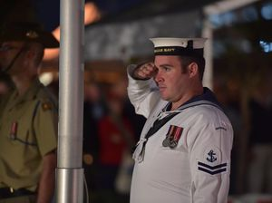 Marking Anzac Day 2016 around the Sunshine Coast