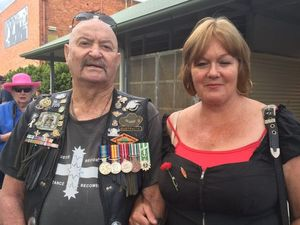 War service remembered during Maryborough Anzac Day parade
