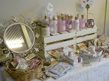 Gift shop Belle Fleur in Bowen St.