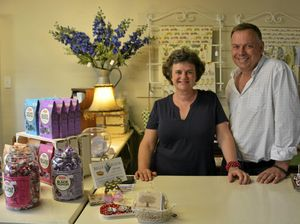 Toowoomba's own English cottage with goods for sale