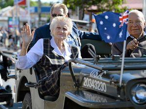 Parade marks Rosewood's sacrifice