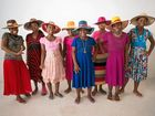ALL SMILES: Mercy Ships patients who received free surgery on board the hospital ship Africa Mercy.