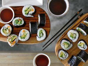 RECIPE: Simple sushi