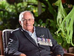 Vietnam veteran says teamwork vital