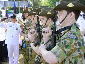 Goodna ANZAC Service