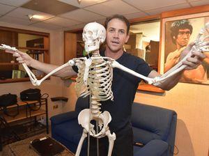 Horror flicks man Chris Sun off to United States