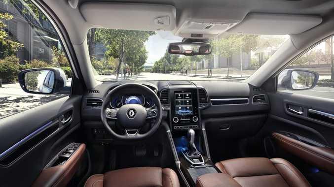 2016 Renault Koleos SUV. Photo: Contributed.
