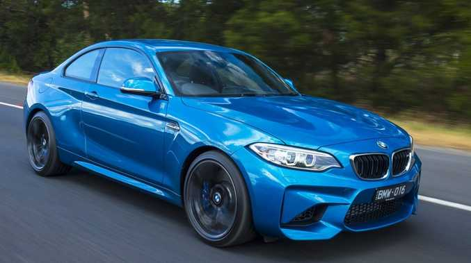 A NEW ICON: BMW brings us arguably its finest M car in a generation with the new M2 plaything.