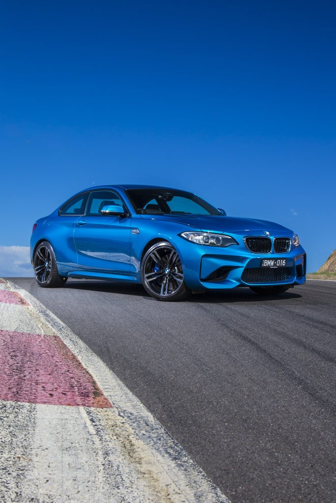 2016 BMW M2. Photo: Mark Bean