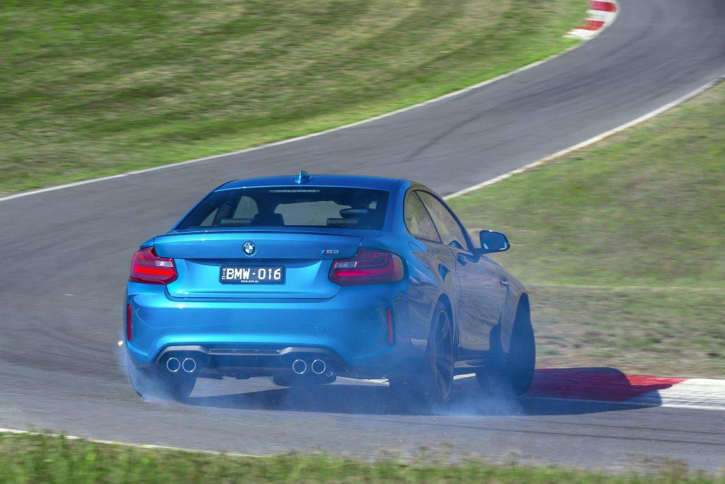2016 BMW M2. Photo: Mark Bean