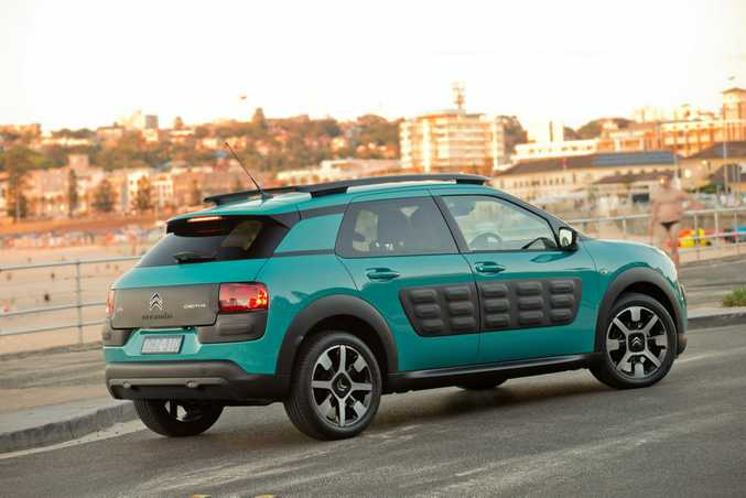 2016 Citroen C4 Cactus. Photo: Contributed.