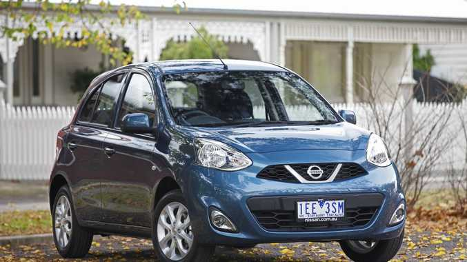 MICRA GONE: Nissan streamlines its model line-up by dropping its poorer performers, Micra, Pulsar hatch and ageing Patrols, to concentrate on the likes of Qashqui, X-Trail and Navara.