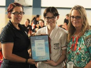 Schools awarded for reef protection acts