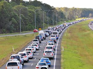 LETTER: Bruce Highway delays have become the norm