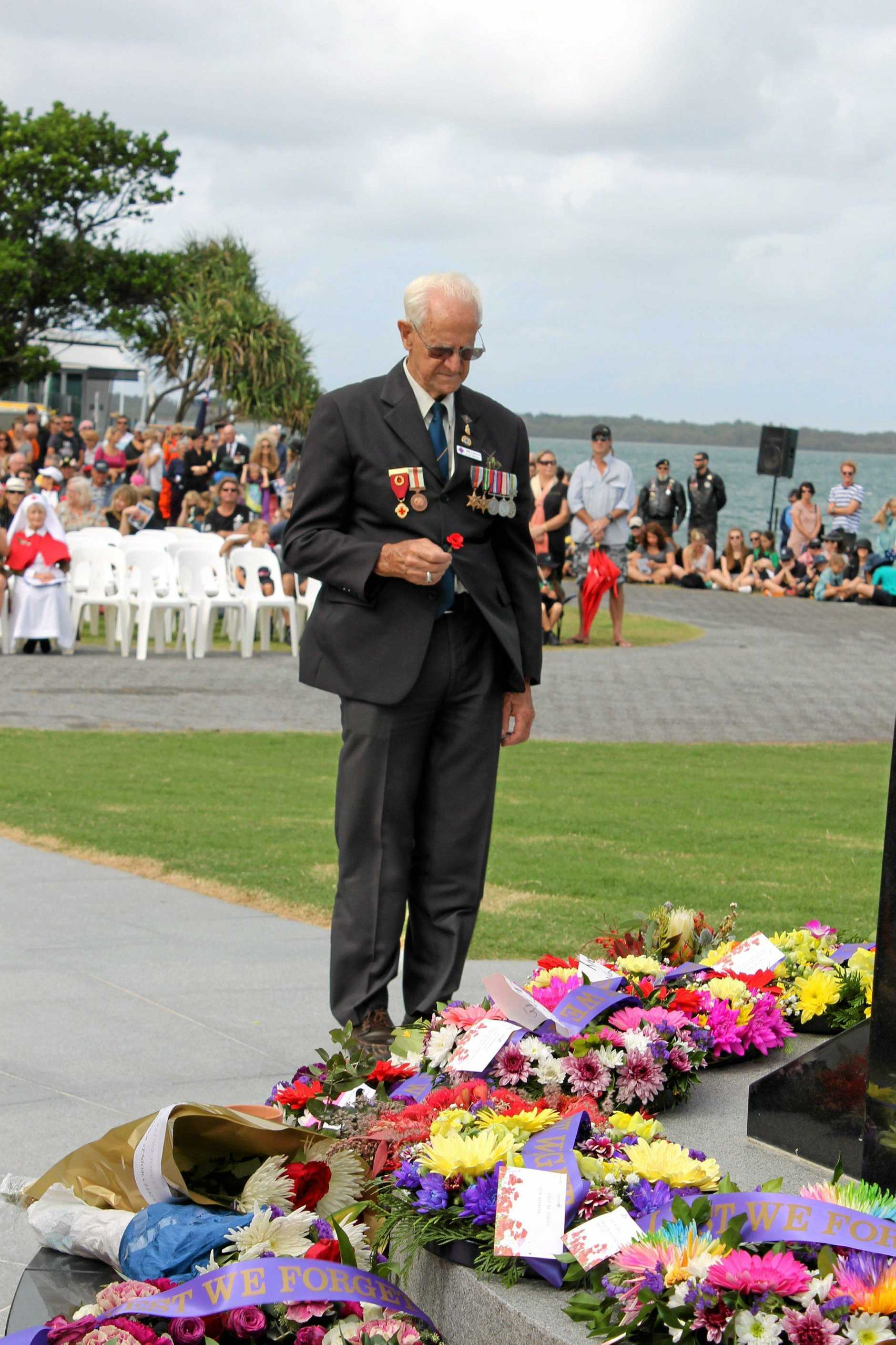 Ballina RSL Sub Branch Commemoration of Anzac Day 2016