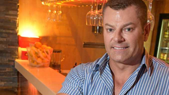 Todd Young, former director of Todd Young Investments which operated Bella Venezia at Mooloolaba. Todd Young Investments went into liquidation in December last year.