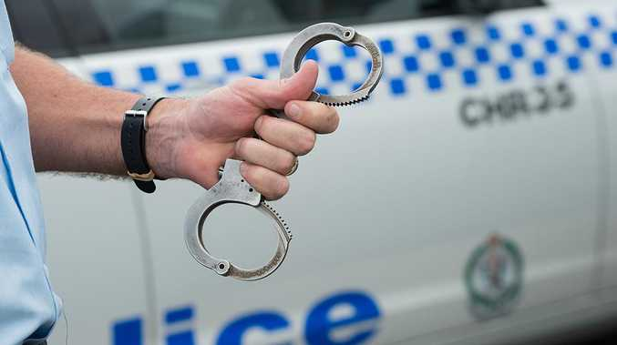 Two men arrested over serious offences.