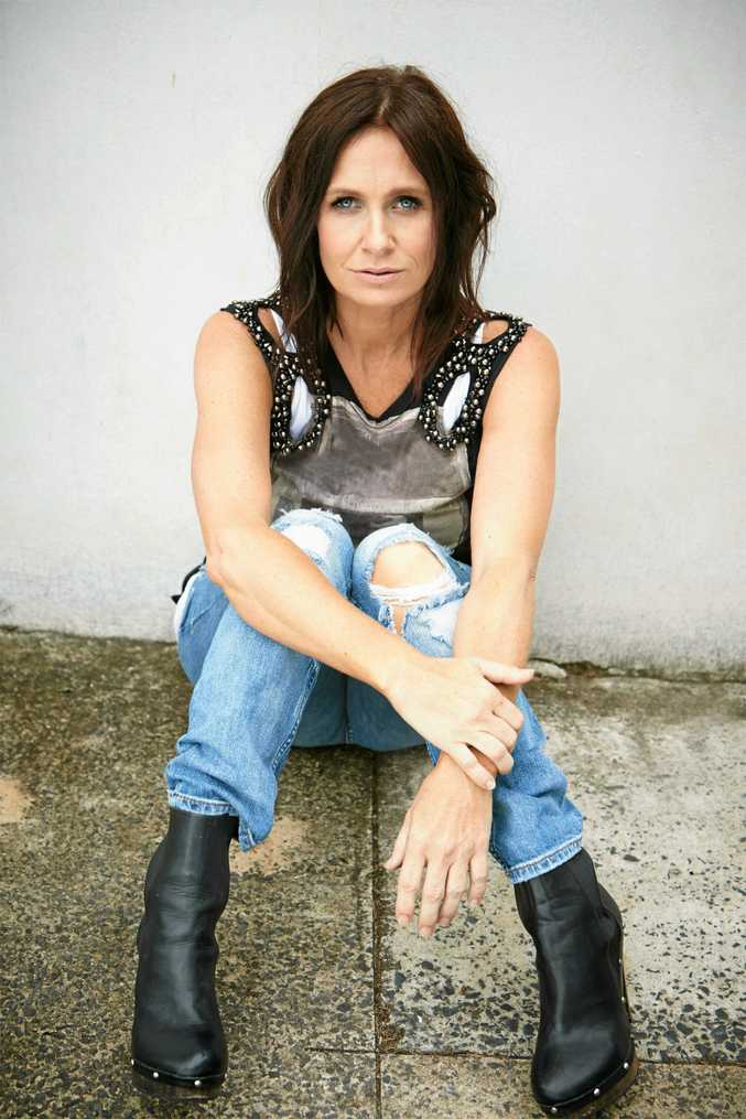 BITTERSWEET: Major changes in her life have brought a new dimension to the music and lyrics of country music star Kasey Chambers.