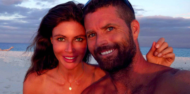Nicola Robinson and Pete Evans have married in an intimate ceremony on their New South Wales farm.