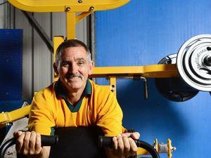 Super fit Steve has 60 reasons to represent Australia
