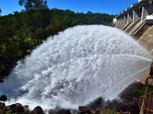 Water supply from Leslie Dam could be stopped