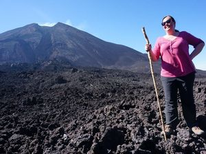 A Latin Affair: Fun under a recently-active volcano