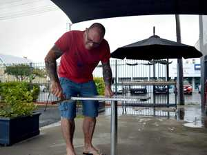Who's wet and who's dry with the sporadic showers in Mackay?
