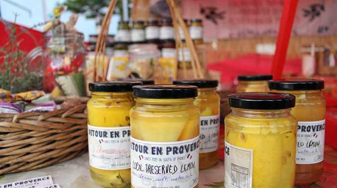YUM: Fresh local produce.