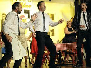 Jukebox jivers rock the civic hall