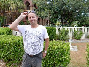 Jamie chasing work all around Australia