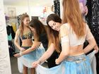 WATCH: Costumes en pointe for start of Eisteddfod today