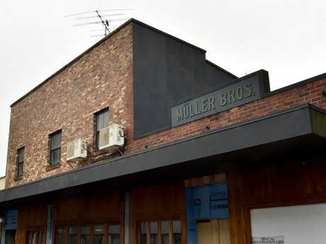 COMING SOON: The historic building in Bell St Mall will be transformed into a rooftop bar, cafe and restaurant called Muller Bros.